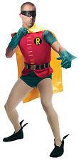 Halloween DC COMICS 1960's BATMAN ROBIN Grand Heritage COSTUME MEN Standard Size