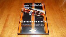 ESTEBAN Camaro Limited Edition Steel String Master Series Instructional DVD V.8