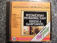 CD Simon & Garfunkel / Wednesday Morning 3AM - Pop Album 1974