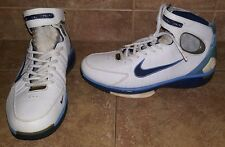 2004 Men's Nike Air Zoom Huarache 2K4 Kobe Bryant Shoes - Size 9.5  308475-141