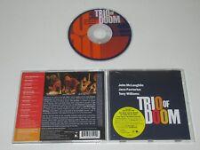 JOHN MCLAUGHLIN/JACO OASTORIOUS/TONY WILLIAMS/TROP OF DOOM(82796964502) CD ALBUM