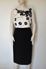 MARINA RINALDI by MAX MARA, Emroidered Dress Size MR 31, 22W US, 52 DE, 60 IT