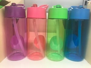 Personalised Children's Water Bottle - Ideal for School  - Style 1