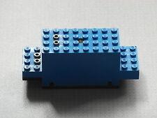 LEGO elettrico-blu 4,5 V MOTORE - 2 pin-Treni / veicoli (BB07) - 20