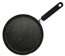 30cm Pancake Frying Pan Non Stick Marble Coating Induction Hot Plate Cook Tawa