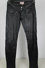 MET PANTALONE IN ECO PELLE DONNA TAG SIZE 26