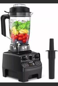 Homgeek Blender Smoothie Maker,2000W 8-Speed Smoothie Blender with 2L BPA-Free