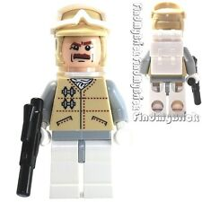 SW732 Lego Star Wars Hoth Officer Hoth Rebel Trooper Officer Minifigure 8083 NEW