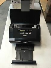 EPSON WorkForce Pro GT-S80 Document Scanner Sheetfed GTS80 - Packaging and PSU