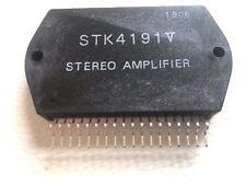 STK4191V + Heat Sink Compound by SANYO LOT OF 2