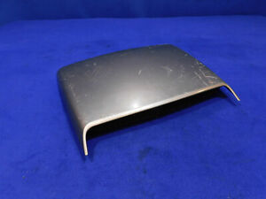 01 02 03 04 Ford Mustang GT Mineral Gray OEM Hood Scoop Good Used Take Off M71