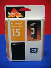 HP INKJET PRINT CARTRIDGE 15 BLACK