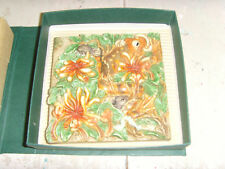 Picturesque Byron's Secret Garden A Frog's Life tile figurines magnet Premiere