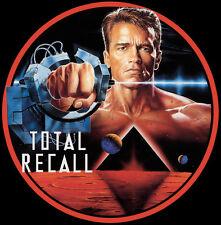 90's Schwarzenegger Sci-Fi Classic Total Recall Poster Art custom tee AnySize