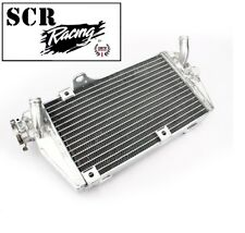 New Kawasaki KLR650 Aluminum Super Cooling Radiator  1987-2007
