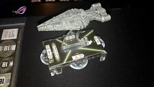 STAR WARS ARMADA MINIATURES IMPERIAL LIGHT CRUISER RARE MINT VERY RARE #2