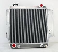 Upgraded 3 Row Radiator For JEEP WRANGLER YJ TJ 2.5L 4.0L 4.2 RHD 1986-2007 UK