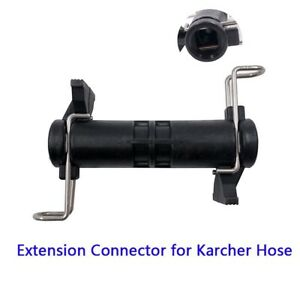 Cleaning Water High Pressure Hose Extension Connector fit for Karcher K-series