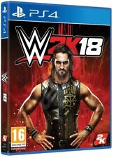 VIDEOGIOCO WWE 2K18 PS4 GIOCO WRESTLING GAME PLAYSTATION 4 MULTILINGUE ITALIANO