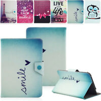 """US For CHUWI Hi10 Pro 10.1"""" Tablet Universal Adjustable Leather Case Stand Cover"""