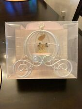 Tokyo Disney Resort Mickey & Minnie Mouse Wedding Ring Bearer Pillow in Box New