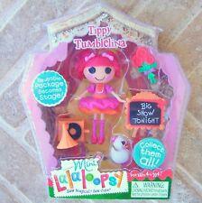 Tippy Tumblelina Big Show Tonight Mini Lalaloopsy Doll #4 of Series 2 Pet Duck