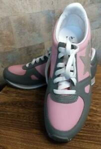 A BATHING APE Bapesta Sneaker Shoes Pink FS040 US10 Used from Japan F/S