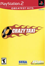 Crazy Taxi PS2 New Playstation 2