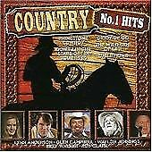 Various Artists : Country No. 1 Hits CD (2007)