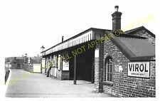 Mill Hill East Railway Station Photo. Finchley - The Hale. Edgware Line. GNR (5)