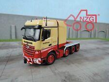 9371/01 - NZG - Mercedes-Benz Arocs BigSpace SLT 4achs Zugmaschine