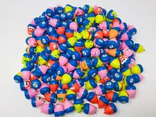 Vintage Gumball Roly Poly Necklace Charms Lot of 400 Vending Toys Machine