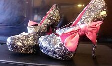 Iron Fist new heels size 8