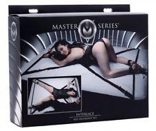 Bondage Over and Under The Bed Restraint Set BDSM Exotic Fantasy. Master Series