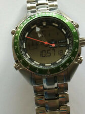 SECTOR MOUNTAIN MASTER R3253908015 ANADIGIT CHRONO ALTIMETER BAROMETER COMPASS