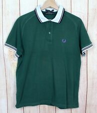 POLO UOMO - FRED PERRY - TG. 44 - MADE IN ITALY - MAN'S T-SHIR POLOSHIRT #1848