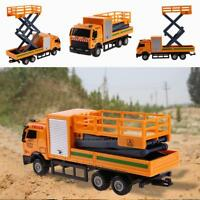 1: 43 Engineering Vehicles Alloy Car Rescue Vehicles Trunk Model Toy Baby Gifts