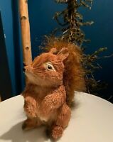Adorable Squirrel Figurine