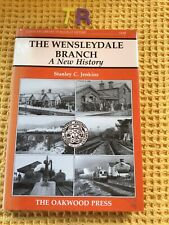 More details for the wensleydale branch - a new history jenkins , first edition hardback