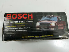 NEW Bosch Electric Fuel Pump Kit 69125 Ford Escort Tempo Topaz Tracer 1988-1997