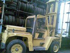 Forklift Clark 9 ton