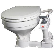 Johnson Marine Sea Toilet Manual Compact Standard Bowl