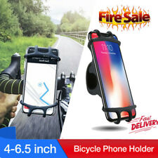 360° Rotating Bike Motorbike Bicycle Phone Mount Case Holder All Mobile Phones