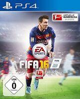 NEU IN FOLIE FIFA 16 (Sony PlayStation 4, 2015)