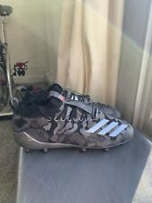 Adidas Adizero Bape Football Cleats Size 12 EE7074 Rare Limited Black Camo