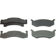 Disc Brake Pad Set-ThermoQuiet Disc Brake Pad Front Wagner MX269