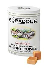 Gardiners Traditional Edradour Single Highland Malt Whisky Fudge Tin - 300g