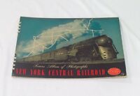 1944 The New York Central Railroad, Trains Album Of Photographs #9, Nice Pics!