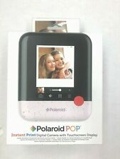 POLAROID POP INSTANT PRINT DIGITAL CAMERA WITH TOUCHSCREEN DISPLAY PINK