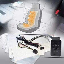 4 x Auto Carbon Heizmatten Sitzheizung Nachrüstsatz 12V KFZ PKW 5 Stuf. DUO 005